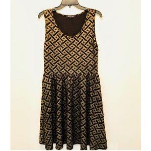 Fashion to Figure Sparkly A Line Dress
